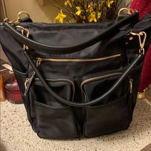 Handbags - Miztique nylon shoulder bag
